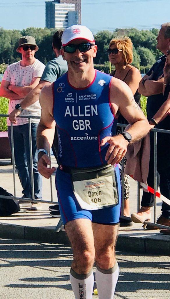 Daren Allen Running