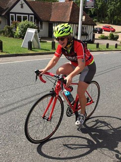 Hayley Roche Cycling