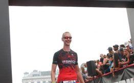Jacob Howard Ironman Finish