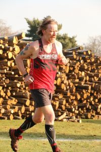 Russel Running Cross Country